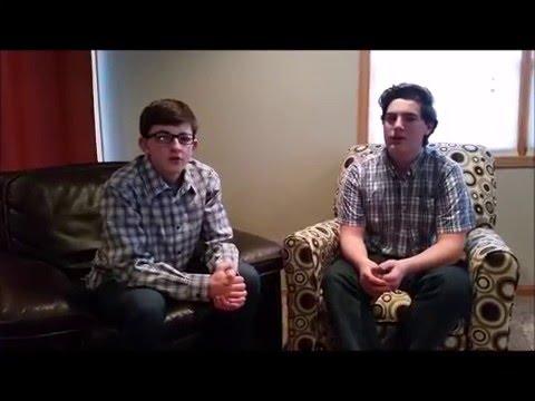 US History Video : Stephen Schwerner Interview
