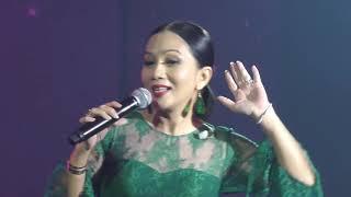 LAGENDA & AKU CINTA PADAMU Dato' Sheila Majid di AIFFA 2019