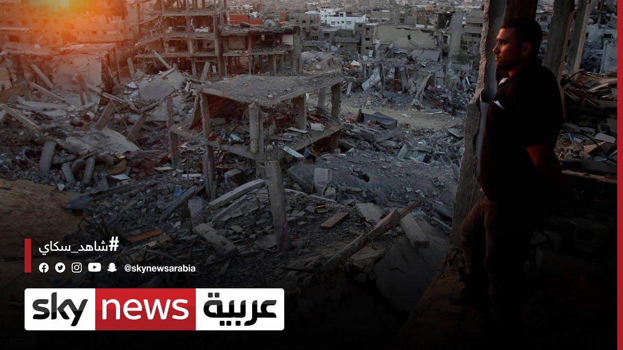 غارات إسرائيلية تستهدف بنوكا تابعة لحركة حماس  - نشر قبل 2 ساعة