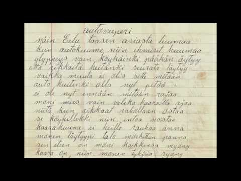 Eelu Kiviranta: A Finnish Immigrant's Story