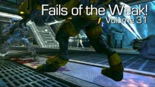 Fails of the Weak - Volume 31 - Halo 4 - (Funny Halo Bloopers and Screw Ups!)