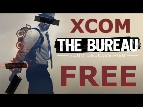 Free Game: Tactical Third-Person Shooter The Bureau: XCOM Declassified (LIMITED TIME FREEWARE PROMO)