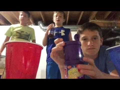 BEAN BOOZLED CHALLENGE WITH JACK AND HENRY!!!