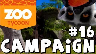Zoo Tycoon: Xbox One - Beastly Parents! - Campaign Mode