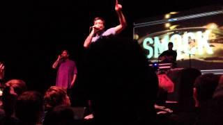 Aesop Rock, Holy Smokes - Hail Mary Mallon, Smock, Live @ Union Transfer Philadelphia 020813