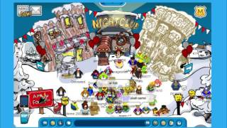 Club Penguin Rewritten Money Glitch