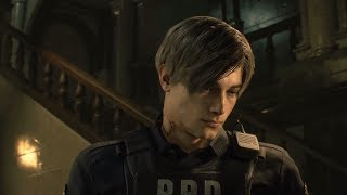 Resident  Evil 2  PS4 Pro : Gameplay & My Analysis With Commentary