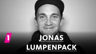 Jonas von Das Lumpenpack im 1LIVE Fragenhagel