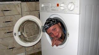 Лимонная кислота вредит стиральной машинке? Часть 2