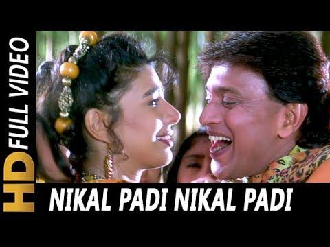Download Nikal Padi Nikal Padi | Vinod Rathod | Maa Kasam 1999 HD Songs | Mithun Chakraborty, Mink Singh