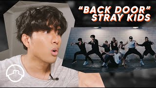Performer Reacts to Stray Kids