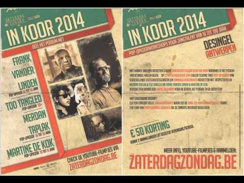 In Koor 2014 | interview Frank Vander linden - Radio 1