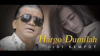 Video Hargo Dumilah (Condut Version) - Didi Kempot [OFFICIAL] download MP3, 3GP, MP4, WEBM, AVI, FLV Mei 2018