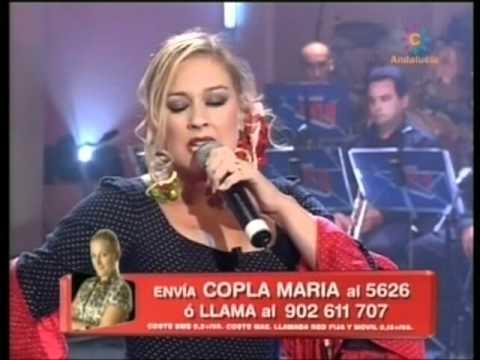 Copla : Maria Lozano - Romance de Valentia