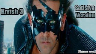 Imran Khan (Satisfya) - Hrithik Roshan || Krrish 3 Movie Scene || 60FPS