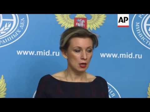 Moscow on Trump campaign video and Assad