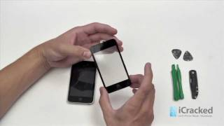 iPod Touch 2G  iPod Touch 3G Screen Replacement - iCrackedcom