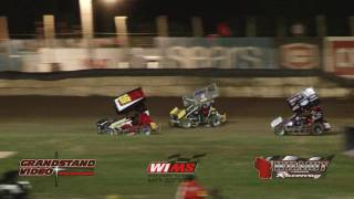Wilmot Raceway WIMS Mini-Sprint Highlights
