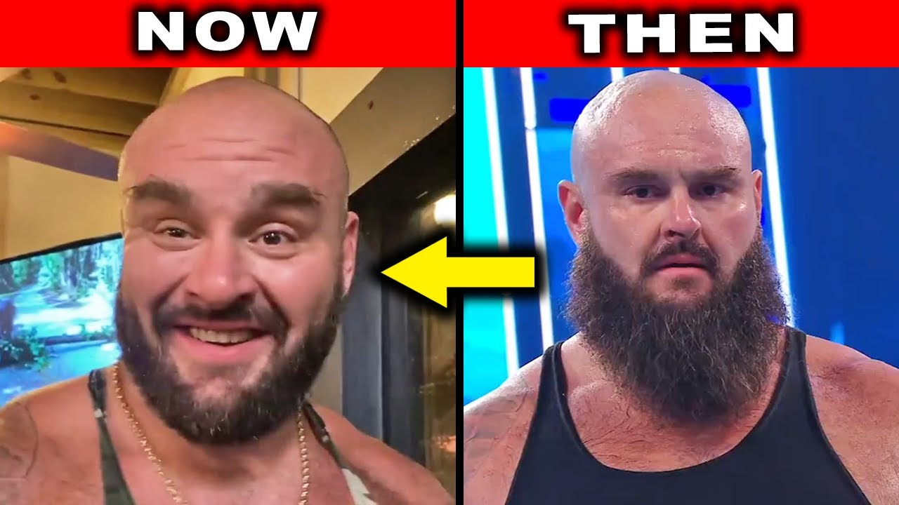 5 Fired WWE Wrestlers Who Changed Their Look After Leaving WWE 2021 - Braun Strowman New Look