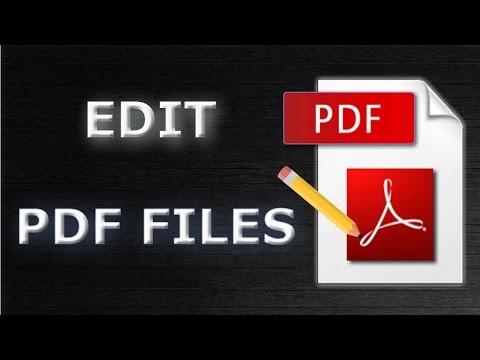 How To Edit PDF File Online Free | Edit a pdf File With PDF Editor Online Hindi/Urdu