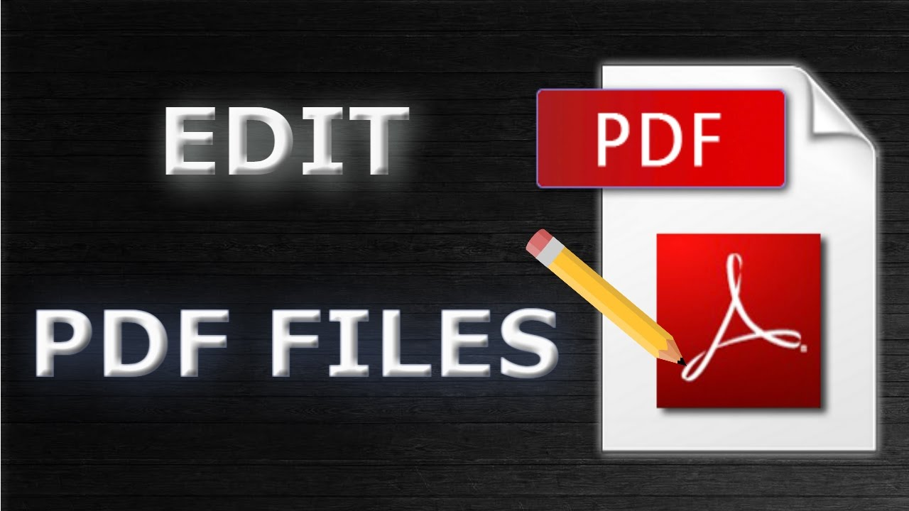 PDF Editor Edit PDF files Online for FREE