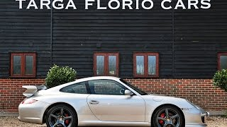 Porsche 911 997 Gen 1 Carrera 2 with Aero Kit for sale in Arctic Silver London UK