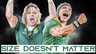 Size Doesn't Matter   Faf De Klerk & Cheslin Kolbe Rugby Tribute