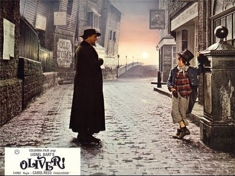"""Tribute to Fagin and the Artful Dodger """"Oliver!"""""""