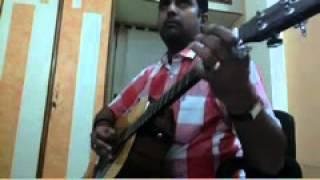 Yeto Vellipoyindi Manasu Song Guitar Cover - Ninne Pelladatha Movie - Nagarjuna | Tabu