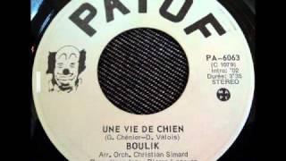 Boulik - Une vie de chien - Roger Giguère