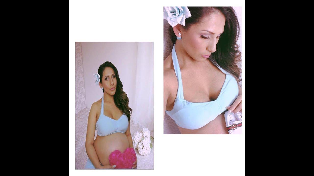 718e9d04c Maquillaje para embarazadas seccion de fotos o Baby shower - YouTube