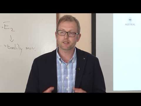 Philosophy of Agency - Dr. Georg Gasser