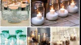 Украшаем праздничные столы свечами