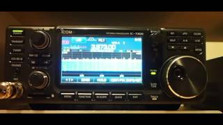 icom 7300 firmware update how to