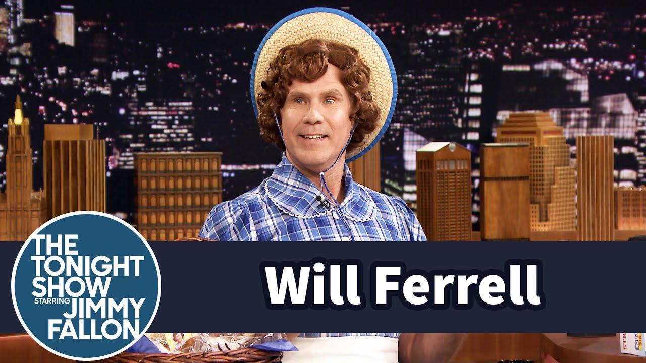 Will Ferrell Is Little Debbie