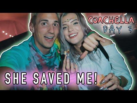 SO GLAD I FOUND HER! LOST AT COACHELLA! (Bad Idea)