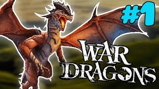 War Dragons - PARTE 1 - iOS / Android - Gameplay PT/BR Video Passo a Passo