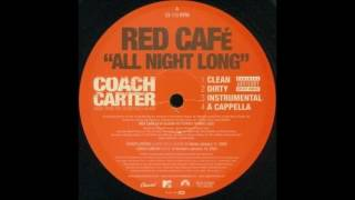Watch Red Cafe All Night Long video