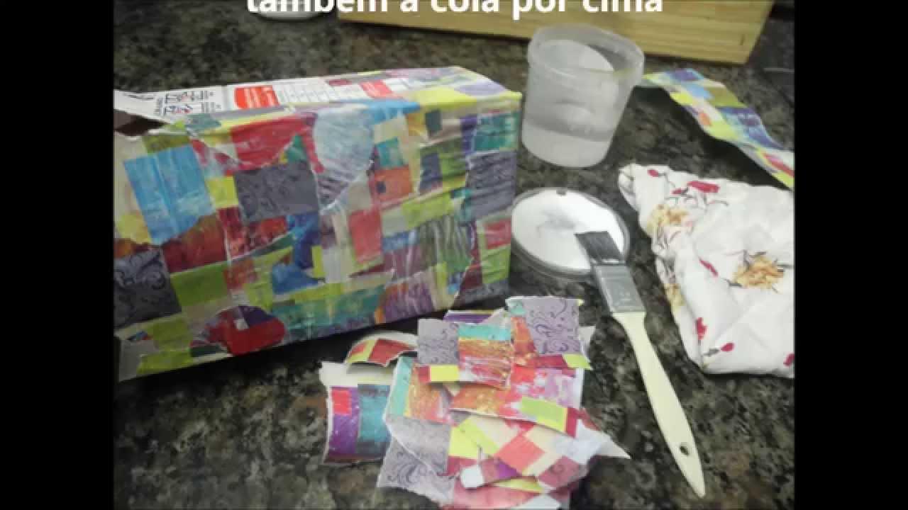 Aparador Antigo Madeira ~ artesanato com reciclagem festa junina YouTube