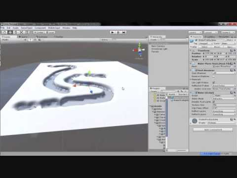 [UNITY3D Tutorial] Basic Terrain Tools & Heightmap Indonesia