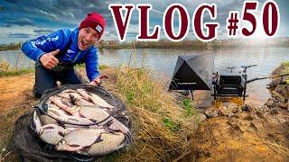 Рыбалка 2020 Ловля ЛЕЩа весной ФИДЕРная рыбалка Feeder Fishing tv 50