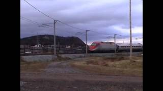 Great Bombardier Jet Train Short Video