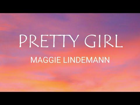 Maggie Lindemann - Pretty Girl  ( Lyrics )