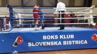Leo Cvetkovic vs Luka Mejac - Zlatni Grb
