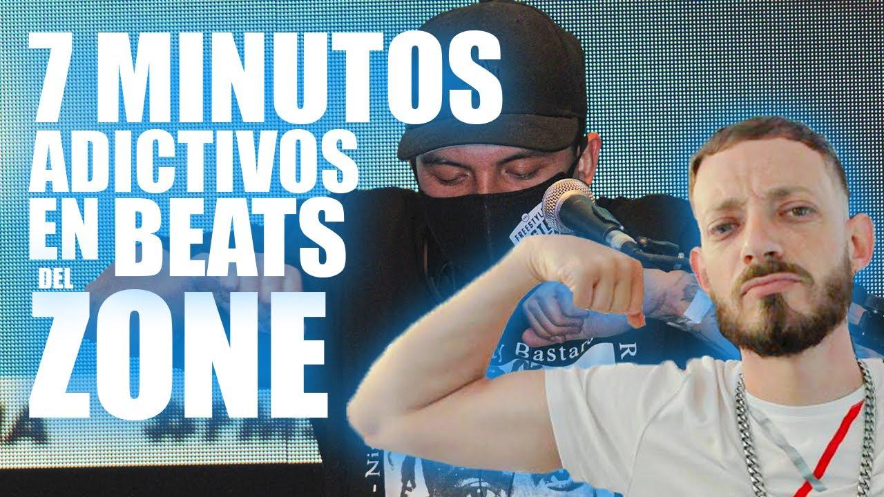DTOKE REACCIONA A 7 MINUTOS ADICTIVOS en BEATS de ZONE  EP.4