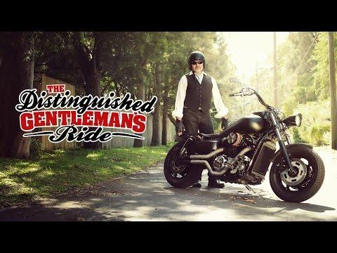 Stories of Bike + The Distinguished Gentleman's Ride