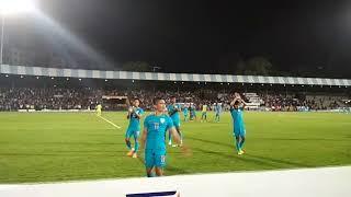 Sunil Chhetri cheer