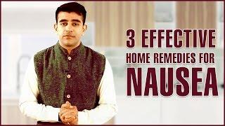 Best Home Reme Get Rid Nausea