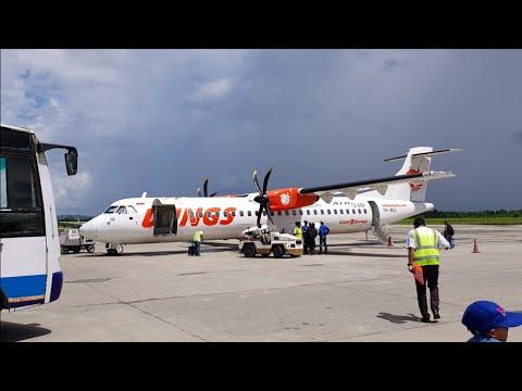 Pengalaman Terbang Dengan Pesawat Wings Air Sorong - Raja Ampat,  25 Menit Sudah Sampai