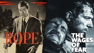 [О кино] Веревка (1948), Плата за страх (1953)